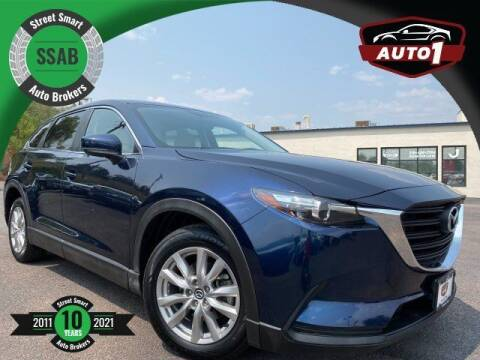 2016 Mazda CX-9 for sale at Street Smart Auto Brokers in Colorado Springs CO