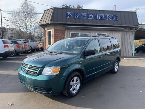 2009 Dodge Grand Caravan for sale at Premiere Auto Sales in Washington PA