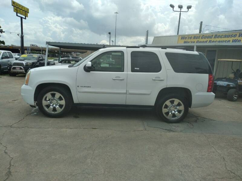 2007 GMC Yukon for sale at Taylor Trading Co in Beaumont TX
