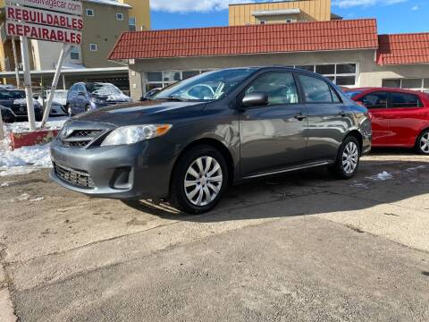 2012 Toyota Corolla for sale at STS Automotive in Denver CO