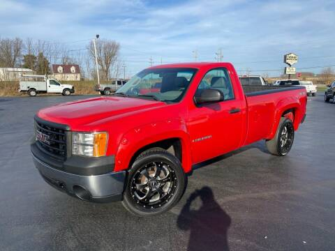 2007 GMC Sierra 1500 for sale at CarSmart Auto Group in Orleans IN