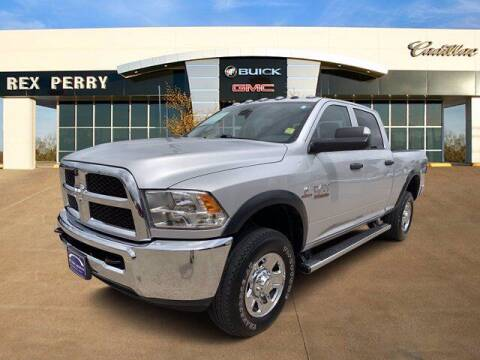 2018 RAM Ram Pickup 2500 for sale at AutoJacksTX.com in Nacogdoches TX