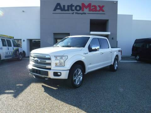 2015 Ford F-150 for sale at AutoMax of Memphis - Logan Karr in Memphis TN