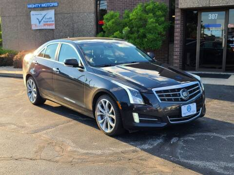 2014 Cadillac ATS for sale at Mighty Motors in Adrian MI