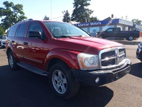 2006 Dodge Durango for sale at All American Motors in Tacoma WA