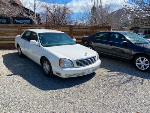 2005 Cadillac DeVille for sale at Sawtooth Auto Sales in Hailey ID