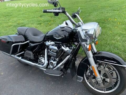 2019 Harley-Davidson Road King for sale at INTEGRITY CYCLES LLC in Columbus OH