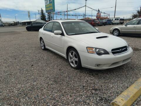 2005 Subaru Legacy for sale at DK Super Cars in Cheyenne WY