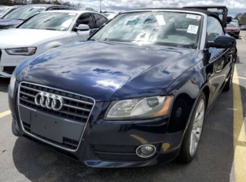 2011 Audi A5 for sale at MURPHY BROTHERS INC in North Weymouth MA
