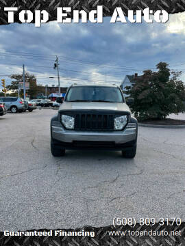 2012 Jeep Liberty for sale at Top End Auto in North Attleboro MA