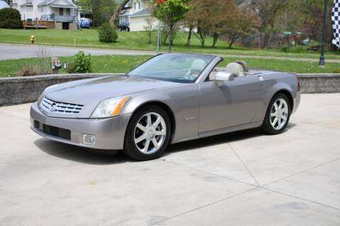 2004 Cadillac XLR for sale at Great Lakes Classic Cars & Detail Shop in Hilton NY
