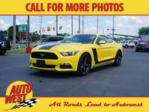 2017 Ford Mustang for sale at Autowest of GR in Grand Rapids MI