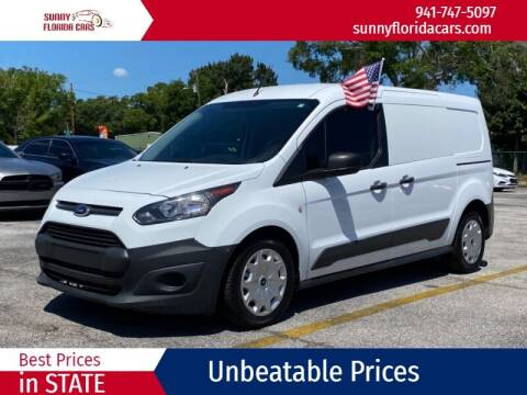 2015 Ford Transit Connect Cargo for sale at Sunny Florida Cars in Bradenton FL