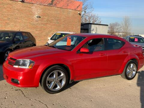 2013 Dodge Avenger for sale at Cars To Go in Lafayette IN