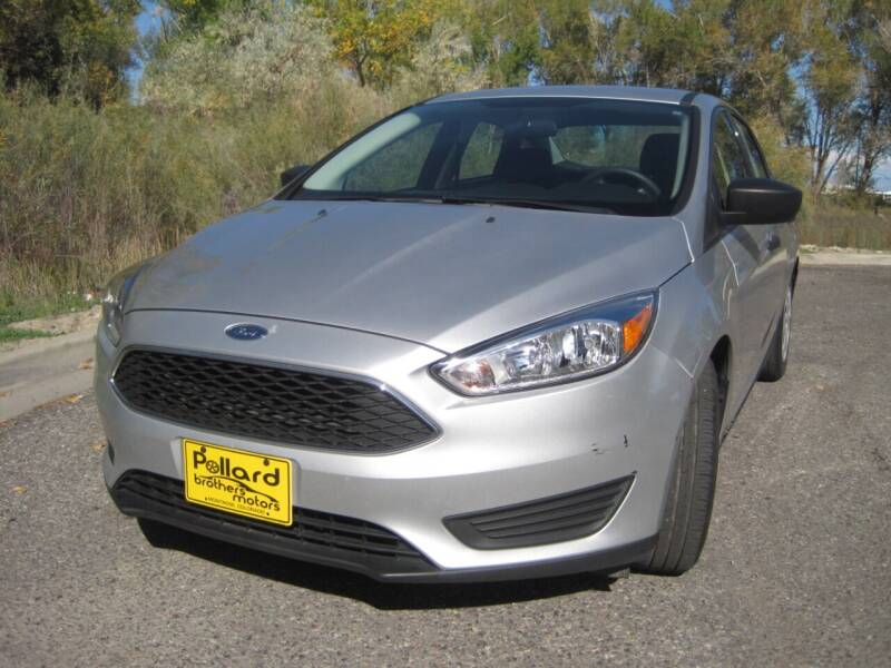 2018 Ford Focus for sale at Pollard Brothers Motors in Montrose CO