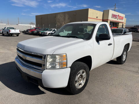 2009 Chevrolet Silverado 1500 for sale at Legend Auto Sales in El Paso TX