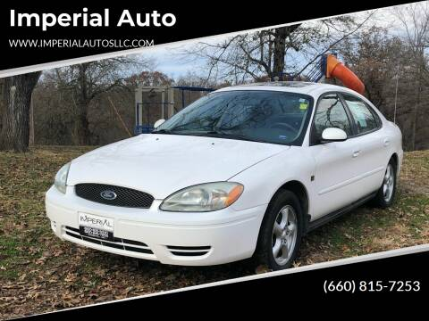 2004 Ford Taurus for sale at Imperial Auto of Marshall in Marshall MO