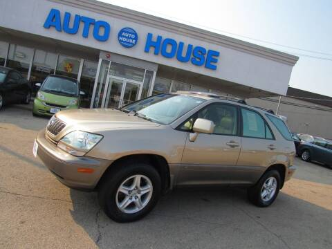 2001 Lexus RX 300 for sale at Auto House Motors in Downers Grove IL