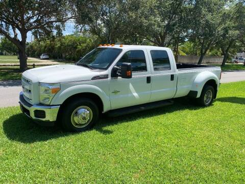 2014 Ford F-350 Super Duty for sale at BIG BOY DIESELS in Ft Lauderdale FL