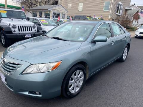 2008 Toyota Camry for sale at Express Auto Mall in Totowa NJ