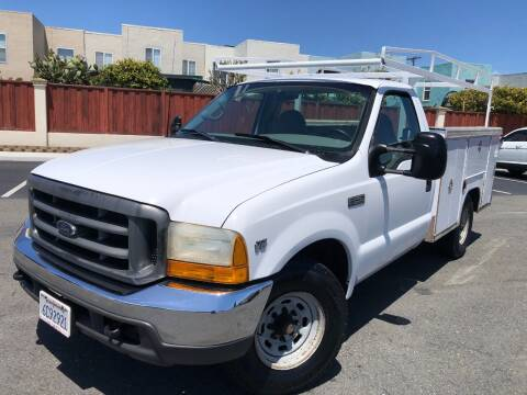 1999 Ford F-250 Super Duty for sale at CITY MOTOR SALES in San Francisco CA