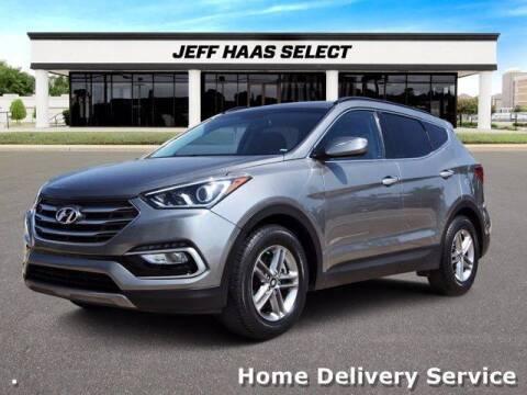2018 Hyundai Santa Fe Sport for sale at JEFF HAAS MAZDA in Houston TX
