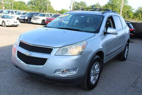 2011 Chevrolet Traverse for sale at Road Runner Auto Sales WAYNE in Wayne MI