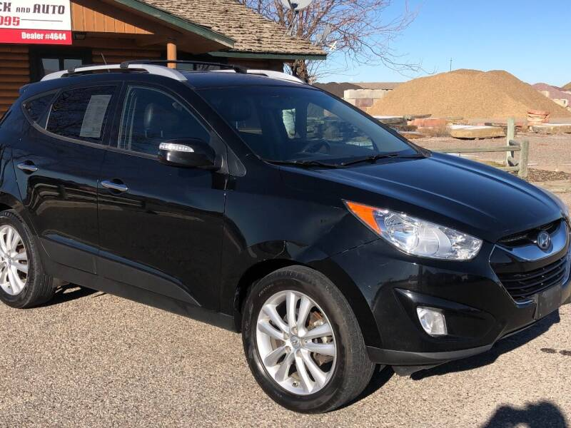 2012 Hyundai Tucson for sale at 5 Star Truck and Auto in Idaho Falls ID