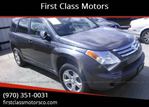 2008 Suzuki XL7 for sale at First Class Motors in Greeley CO