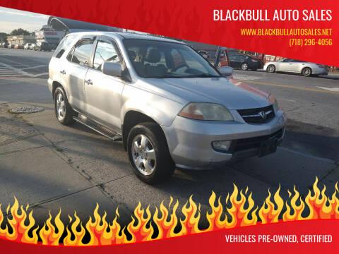 2003 Acura MDX for sale at Blackbull Auto Sales in Ozone Park NY