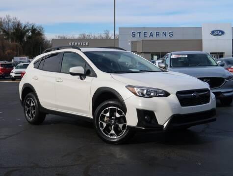 2019 Subaru Crosstrek for sale at Stearns Ford in Burlington NC