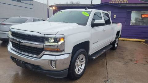 2016 Chevrolet Silverado 1500 for sale at Quality Auto Sales LLC in Garland TX