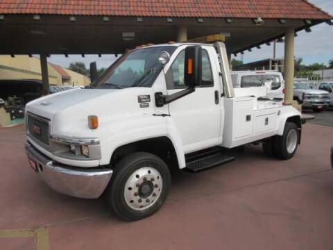 2006 GMC C5500 for sale at Norco Truck Center in Norco CA