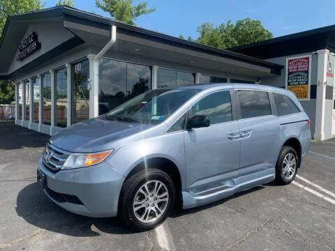 2013 Honda Odyssey for sale at Prestige Pre - Owned Motors in New Windsor NY