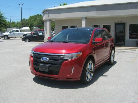 2011 Ford Edge for sale at Premier Motor Co in Springdale AR