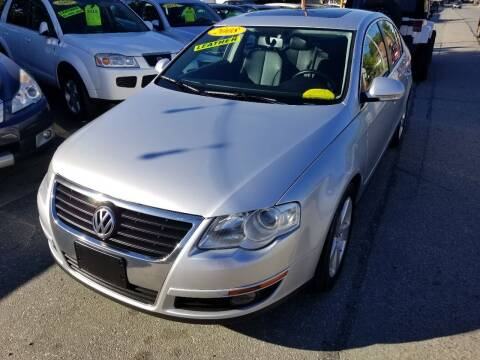 2009 Volkswagen Passat for sale at Howe's Auto Sales in Lowell MA