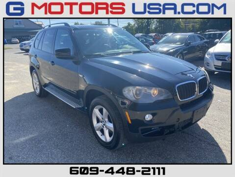 2010 BMW X5 for sale at G Motors in Monroe NJ