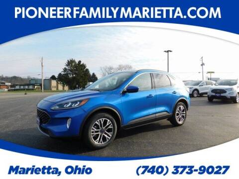 2020 Ford Escape for sale at Pioneer Family preowned autos in Williamstown WV