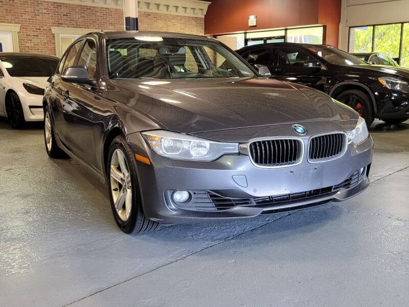 2015 BMW 3 Series for sale at AW Auto & Truck Wholesalers  Inc. in Hasbrouck Heights NJ