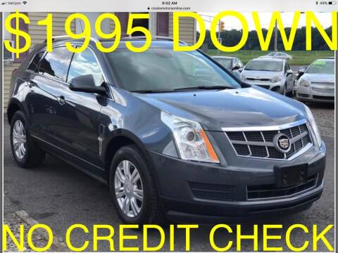 2012 Cadillac SRX for sale at Cooks Motors in Westampton NJ