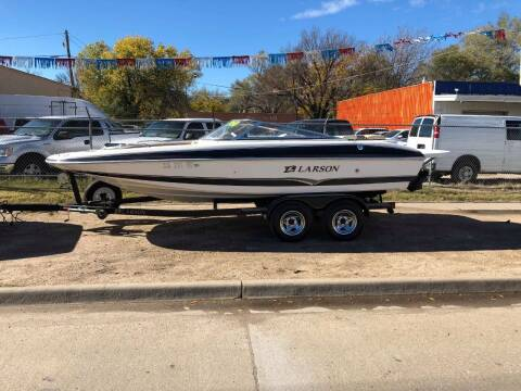 2006 Larson ESCAPE 204 for sale at Ramsey Auto Sales in Wichita KS