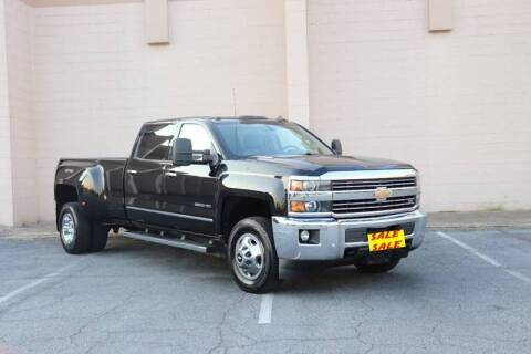 2015 Chevrolet Silverado 3500HD for sale at El Patron Trucks in Norcross GA