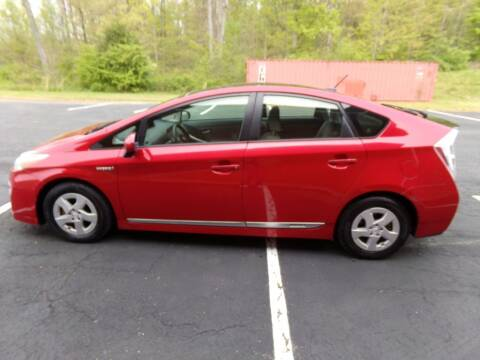 2011 Toyota Prius for sale at West End Auto Sales LLC in Richmond VA