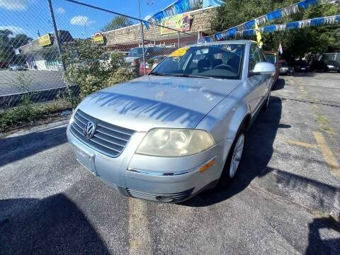 2004 Volkswagen Passat for sale at One Stop Auto Sales in Midlothian IL