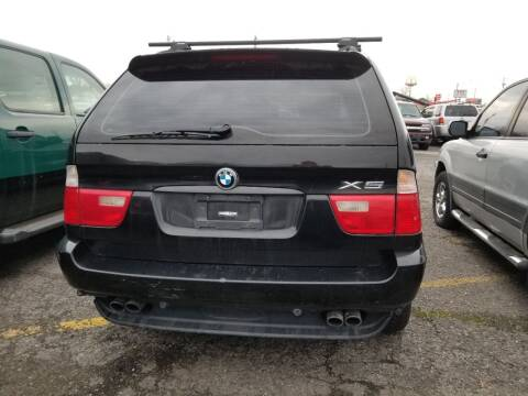 2002 BMW X5 for sale at 2 Way Auto Sales in Spokane Valley WA