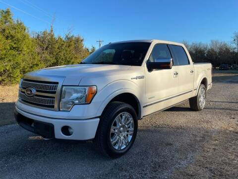 2011 Ford F-150 for sale at The Car Shed in Burleson TX