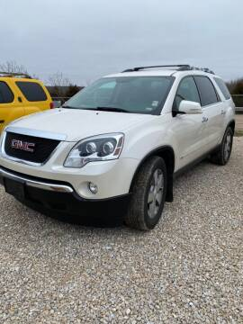 2010 GMC Acadia for sale at BARKLAGE MOTOR SALES in Eldon MO