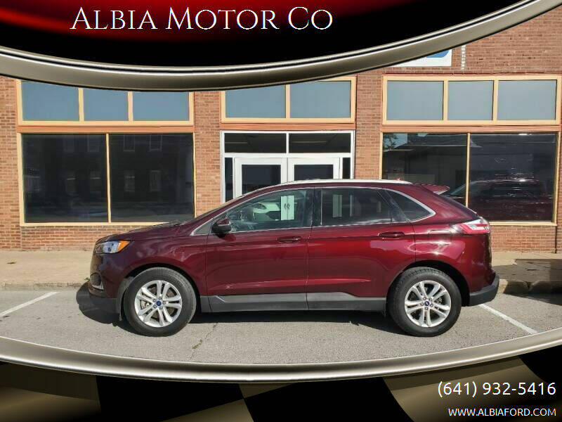 2019 Ford Edge for sale at Albia Motor Co in Albia IA
