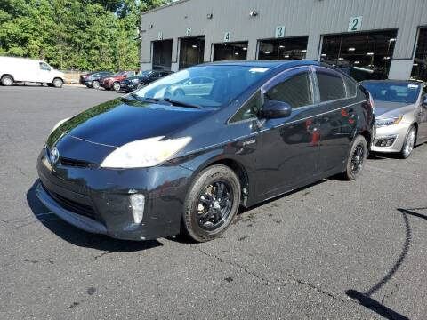 2013 Toyota Prius for sale at E-Motorworks in Roswell GA