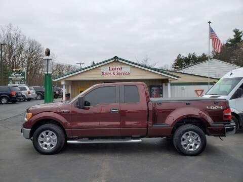2009 Ford F-150 for sale at LAIRD SALES AND SERVICE in Muskegon MI
